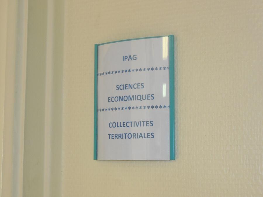 Intégration de la bibliothèque de l'IPAG au CDE