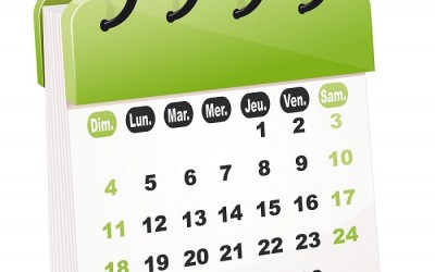 Calendriers 2016-2017