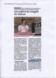 article Congrès de Vienne