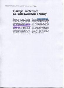 Moscovici 27 mai