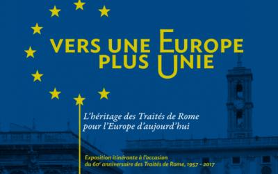«Vers une Europe plus unie» – Exposition