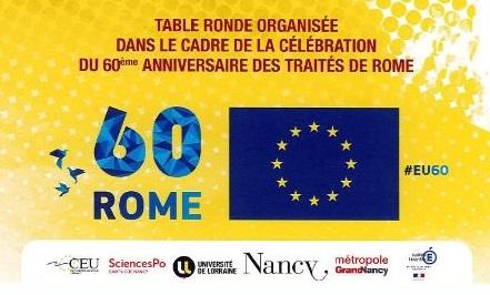 Table ronde : L'avenir de l'Union européenne : vers une Europe à plusieurs vitesses?