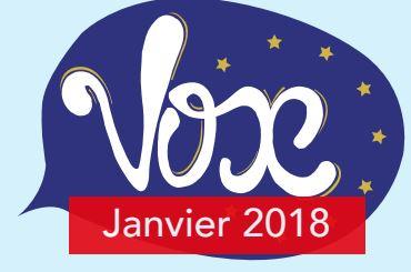 Vox -Janvier 2018