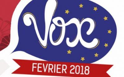 Vox – Février 2018