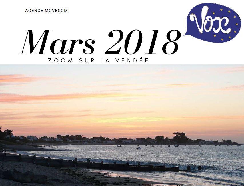 Vox – Mars 2018