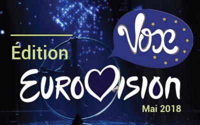 Vox – N° spécial Eurovision
